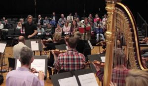 Royal Opera House – Fanfare Competition Mini-Doc