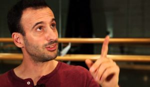 Sadler's Wells – Hofesh Shechter on Sun