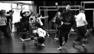Sadler's Wells – National Youth Dance Company with Sidi Larbi Cherkaoui – Promo for Frame[d]