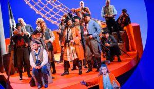 English National Opera – Pirates of Penzance Trailer