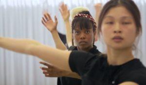 "Rambert Dance Company – Lucy Guerin on ""Tomorrow"""