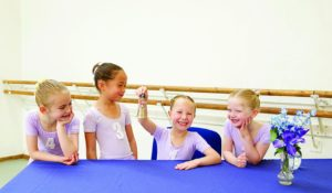 Royal Academy of Dance – Exams Day