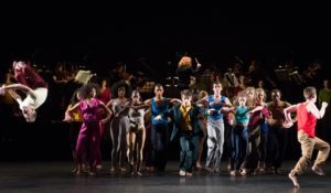 Sadler's Wells – Tin Arts Project