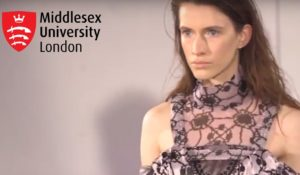 Middlessex Universiry Fashion Show